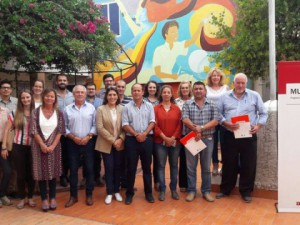 La educación como eje de debate en Munigestión