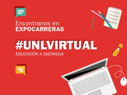 Expo Carreras 2015: acercate al stand de UNLVirtual