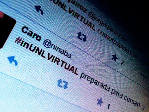 Integrando ambientes virtuales y redes sociales. La experiencia de #inUNLVirtual
