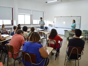 Acto de cierre del Curso de Formación Profesional en Periodismo Especializado