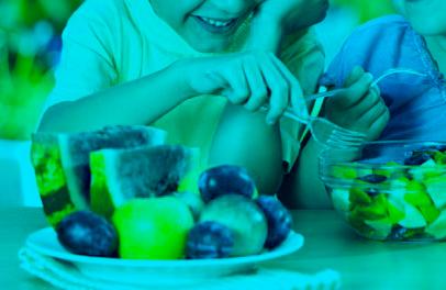 Salud, nutrición y educación infantil: construyendo estrategias en el nivel inicial