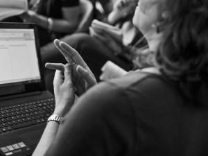 Nuevos roles docentes: instancias de formación y capacitación para la docencia virtual en la UNL