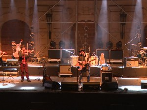 Miles de santafesinos disfrutaron del Recital Aniversario de la UNL