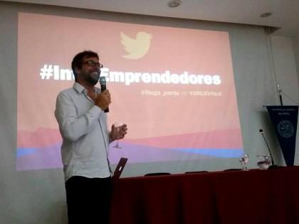 Una charla destinada a los docentes intraemprendedores