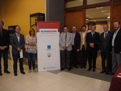Munigestión: más de 500 funcionarios se capacitaron con la UNL