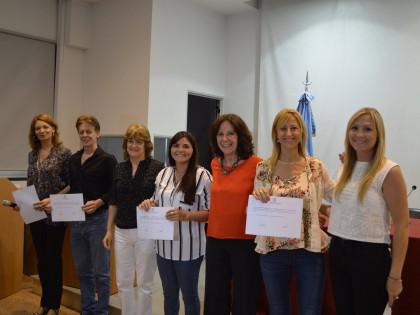 Se realizó la entrega de certificados del Curso en Periodismo Especializado