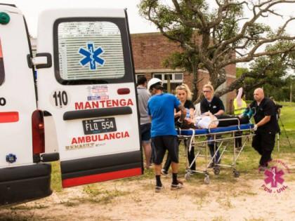Simulacros que salvan vidas