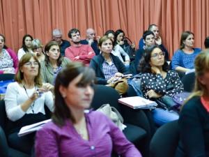 Encuentro con docentes de la primera edición 2017 de los Cursos de Extensión a Distancia