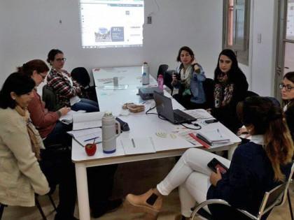 Nuevas estrategias de trabajo con centros universitarios y sedes de la UNL