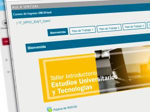 Los Estudios Universitarios y las Tecnologías: un ambiente de acceso a la universidad virtual