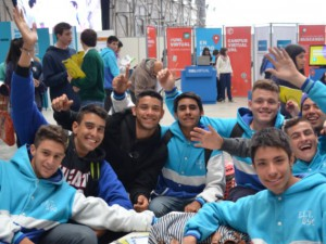 Qué, Cómo, Dónde:  el ingreso a la Universidad Nacional del Litoral en #ExpoCarreras