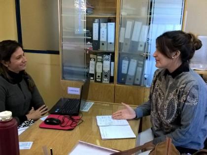 Reuniones de trabajo entre el CEMED y las Sedes y Centros Universitarios de la UNL