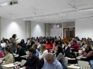 Encuentro presencial de los cursos Puertas de Acceso a la Virtualidad