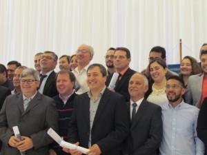 Primeros egresados de la Tecnicatura en Elaboración y Producción de Alimentos con el convenio UNL-ARCOR