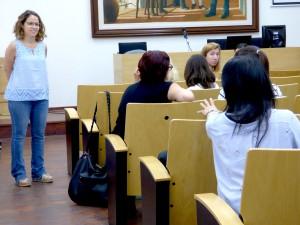 Taller de Difusión sobre Ingreso 2018 al Programa UNLVirtual