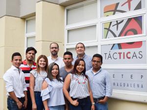 #IntercambiosUNLVirtual | Entrevista a miembros del Centro de Tecnologías Educativas y Pedagógicas de la Universidad del Magdalena (Colombia)