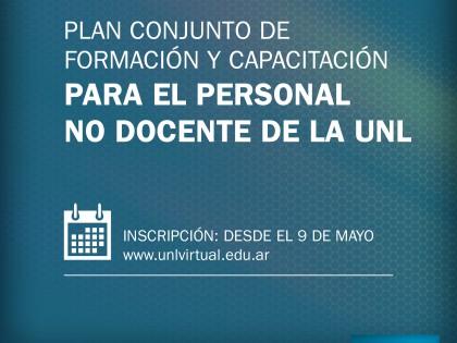 Actividades de capacitación de APUL y Secretaría General de la UNL (1ª Etapa 2018): Inscripciones abiertas