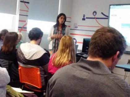 Se realizó un encuentro sobre tecnologías de gestión y enseñanza