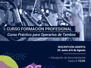 Abre la inscripción al «Curso Práctico para Operarios de Tambos»