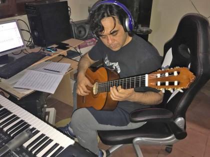 #ExperienciaUNLVirtual |Entrevista a Leonardo Gutierrez, reciente graduado de la Tec. en Arreglos Musicales