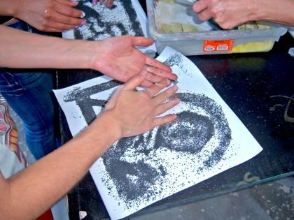 #ExperienciasUNLVirtual  | Entrevista a Gimena Huck, reciente graduada del Ciclo de Licenciatura en Artes Visuales