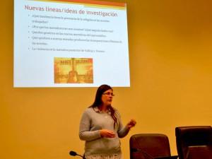 #ExperienciasUNLVirtual | Entrevista a Silvana Ferrari, graduada del Ciclo de Lic. en Enseñanza de la Lengua y la Literatura