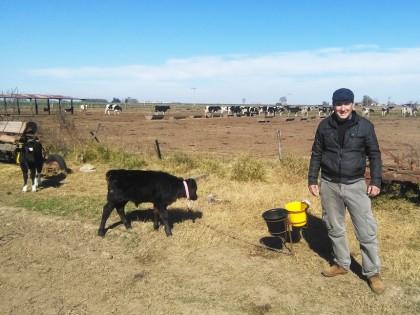 #Experiencias UNLVirtual | Entrevista a Franco Calzada estudiante de la Tec. en Administración de Empresas Agropecuarias