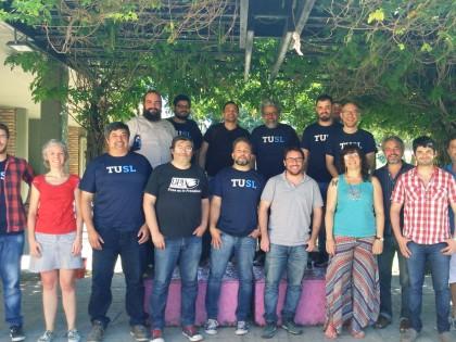 Primeros graduados en la Tecnicatura Universitaria en Software Libre