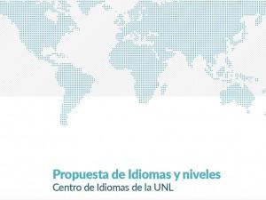 Centro de Idiomas: Inscripciones abiertas para el segundo cuatrimestre 2019