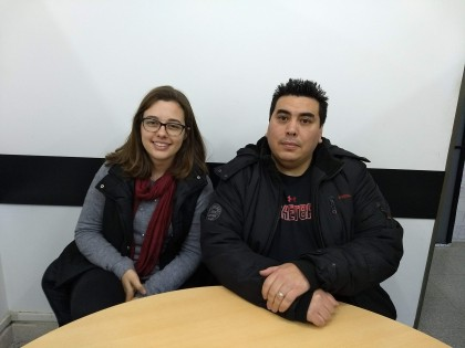 #ExperienciaUNLVirtual | Entrevista a Mercedes Modenesi y Sergio Barrionuevo recientes graduados de la Tecnicatura en Videojuegos