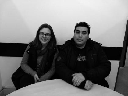 #ExperienciaUNLVirtual   Entrevista a Mercedes Modenesi y Sergio Barrionuevo recientes graduados de la Tecnicatura en Videojuegos