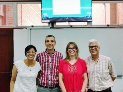 #Experiencia UNLVirtual | Entrevista a Elisa Gimenez, reciente graduada de la Tecnicatura en Estadística de Salud