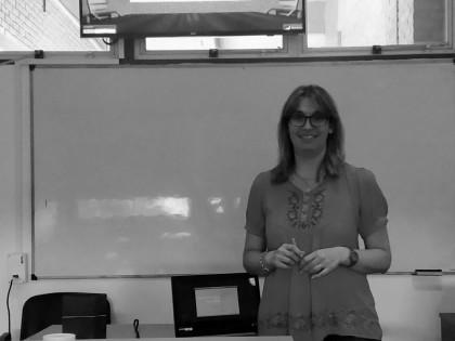 #Experiencia UNLVirtual   Entrevista a Elisa Gimenez, reciente graduada de la Tecnicatura en Estadística de Salud