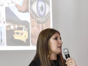 """Carina Lion: """"La enseñanza son las huellas y marcas que perduran en los alumnos"""""""