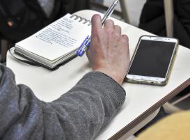 Las prácticas de la enseñanza recreadas en los escenarios de alta disposición tecnológica