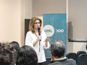 """Verónica Perosi: """"La investigación didáctica no es una práctica de laboratorio"""""""