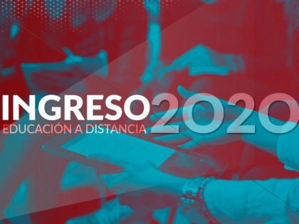 Ingreso 2020: Inscripciones abiertas a las propuestas del Sistema de Educación a Distancia UNL Virtual
