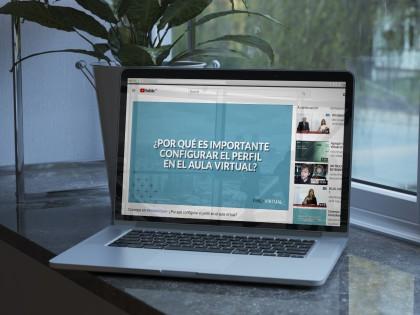 El CEDyT comparte micro videos con recomendaciones para la virtualización de propuestas de enseñanza
