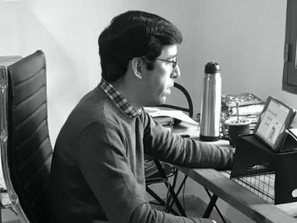 #ExperienciaUNLVirtual | Entrevista a Gustavo Pozzer, graduado de la carrera del Ciclo de Licenciatura  en Enseñanza de la Lengua y la Literatura