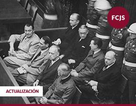 Curso de Actualización: Los juicios de Nuremberg, 75 años después: historia y presente