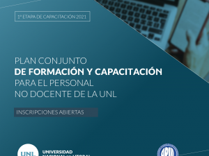 Abre la inscripción a los cursos de capacitación para Personal No Docente (UNL – APUL)