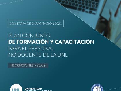 Abre la inscripción a la 2da etapa de los cursos de capacitación para el personal no docente de la Unl (UNL-APUL)